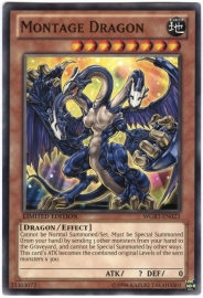 Montage Dragon - Limited Edition - WGRT-EN023