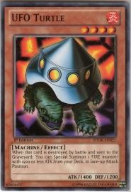 UFO Turtle - 1st Edition - SDOK-EN021