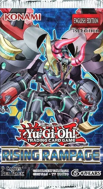 VRAINS - Rising Rampage - 1st. Edition