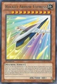Rocket Arrow Express - 1st Edition