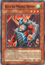 Koa`ki Meiru Doom - Unlimited