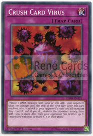 Crush Card Virus -  1st. Edition - LEDD-ENA31