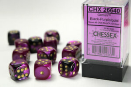 Gemini - Black-Purple/gold