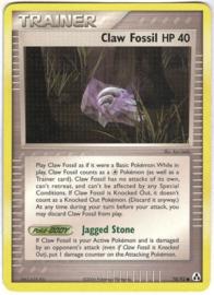 Claw Fossil - LegMa - 78/92