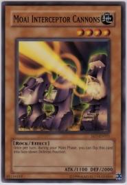 Moai Interceptor Cannons- Unlimited - SD7-EN011