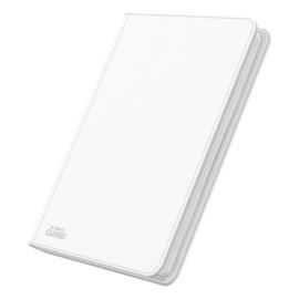 9-Pocket ZipFolio XenoSkin - White