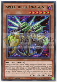 Speedburst Dragon - 1st. Edition - SAST-EN006
