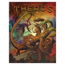 D&D 5.0 - Mythic Odysseys of Theros - Limited Edition