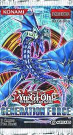 Zexal - Generation Force - 1st Edition