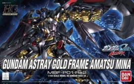 MBF-P01-Re2AMATU Gundam Astray Gold Frame Amatsu Mina HGGS 1/144