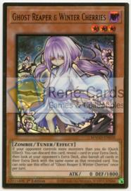 Ghost Reaper & Winter Cherries - MAGO-EN010 - 1st. Edition