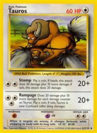 Tauros - Unlimited - BaSe2 - 62/130