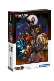 Magic the Gathering - Jigsaw Puzzle Planeswalker (500)