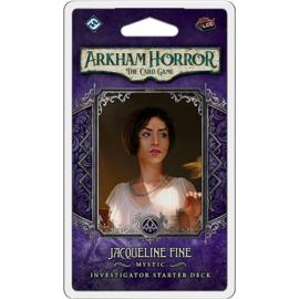 Jacquline Fine - Mystic - Investigator Starter Deck
