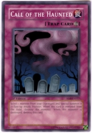 Call of the Haunted - 1st Edition - SD4-EN027