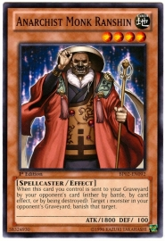 Anarchist Monk Ranshin - 1st Edition - BP02-EN092