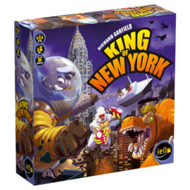King of New York - Engels