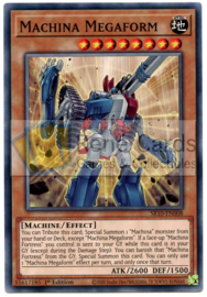 Machina Megaform - 1st. Edition - SR10-EN008
