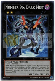 Number 96: Dark Mist - Unlimited - SP13-EN031 - SF