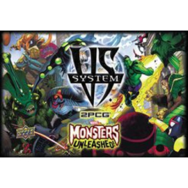 VS System 2PCG - Monsters Unleashed