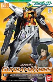 GN-003 Gundam Kyrios HG00 1/100
