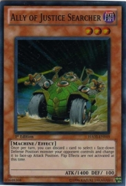 Ally of Justice Searcher - 1st Edition - HA02-EN019