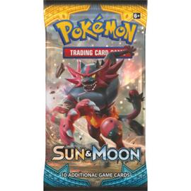 Pokemon - Sun & Moon - Booster Pack - Incineroar