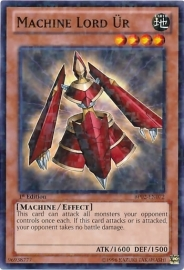 Machine Lord Ür - 1st Edition - BP02-EN072