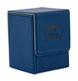Flip Deck Case 100+ -  Xenoskin - Standard Size - Blue