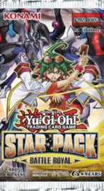 ARC-V - Star Pack: Battle Royal - 1st. Edition