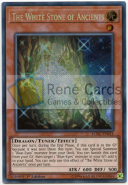 The White Stone of Ancients - 1.st Edition - LCKC-EN011