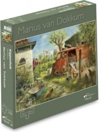 Marius van Dokkum - Kippenhok (1000)