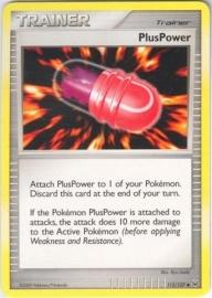 PlusPower - Platin - 112/127