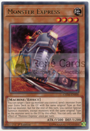 Monster Express - Unlimited  - CHIM-EN000
