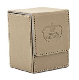 Flip Deck Case 100+ -  Xenoskin - Standard Size - Sand
