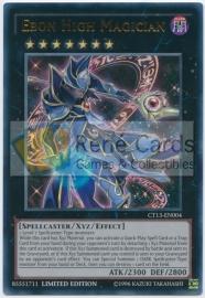 Ebon High Magician - Limited Edition - CT13-EN004