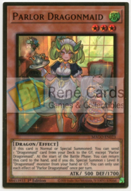 Parlor Dragonmaid - MAGO-EN023 - 1st. Edition