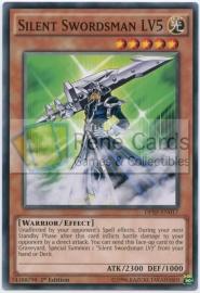 Silent Swordsman LV5 - 1st. Edition - DPRP-EN017