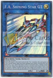 F.A. Shining Star GT - 1st. Edition - MP20-EN144