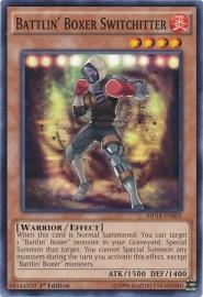 Battlin' Boxer Switchitter - 1st Edition - MP14-EN005
