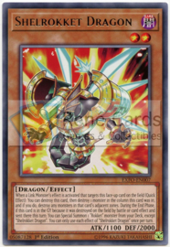 Shelrokket Dragon - Unlimited - EXFO-EN007