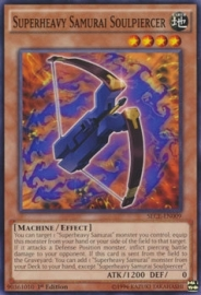 Superheavy Samurai Soulpiercer - Unlimited - SECE-EN009