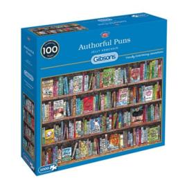 Authorful Puns (1000)
