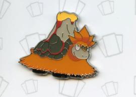 Pokemon - Mega Camerupt - Pin