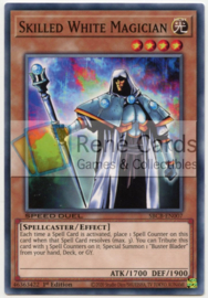 Skilled White Magician - 1st. Edition - SBCB-EN007