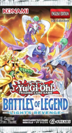 ARC-V - Battles of Legend: Light's Revenge - 1st. Edition
