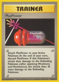 PlusPower - BaSet 84/102 - Unlimited