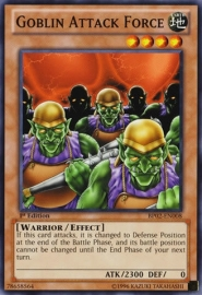 Goblin Attack Force - 1st Edition - BP02-EN008 - MF