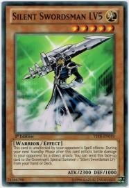 Silent Swordsman LV5 - Unlimited - YSYR-EN018
