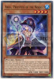 Ariel, Priestess of the Nekroz - 1st. Edition - MP18-EN007